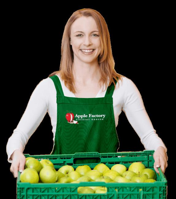 apple-girl-d-green